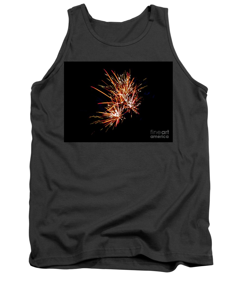 Burst Tank Top featuring the photograph The Burst by William Norton