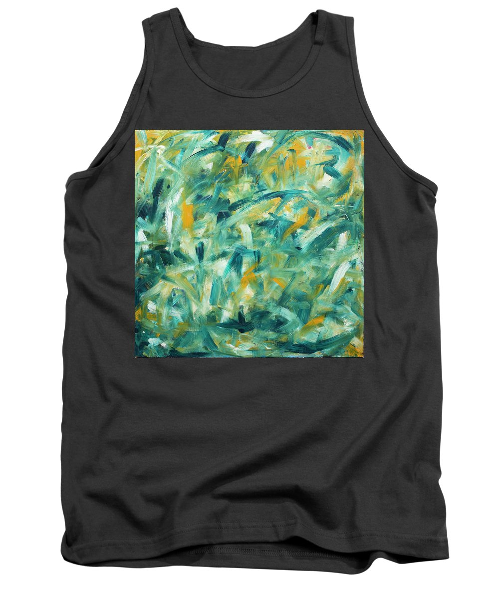 2003 Tank Top featuring the painting The Four Seasons - Summer by Will Felix