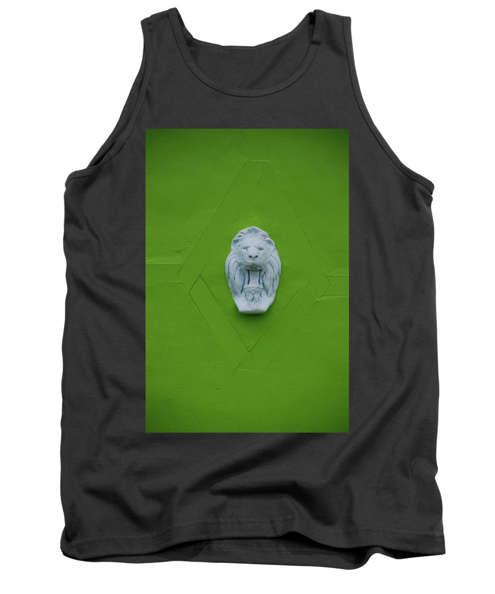 Lion Tank Top featuring the photograph The Lion by Rob Hans