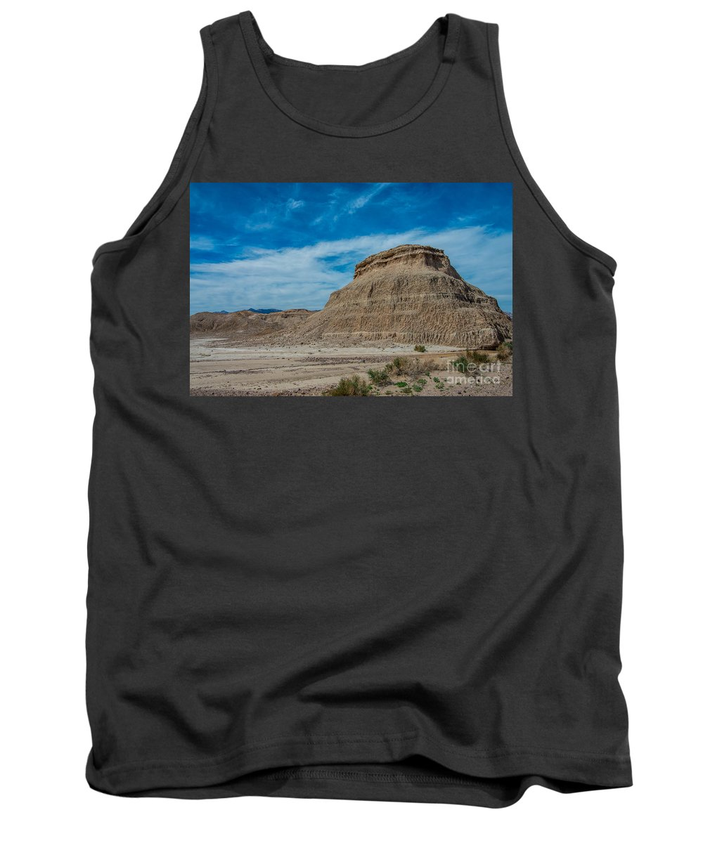 Mesa Tank Top featuring the photograph The Mesa by Stephen Whalen