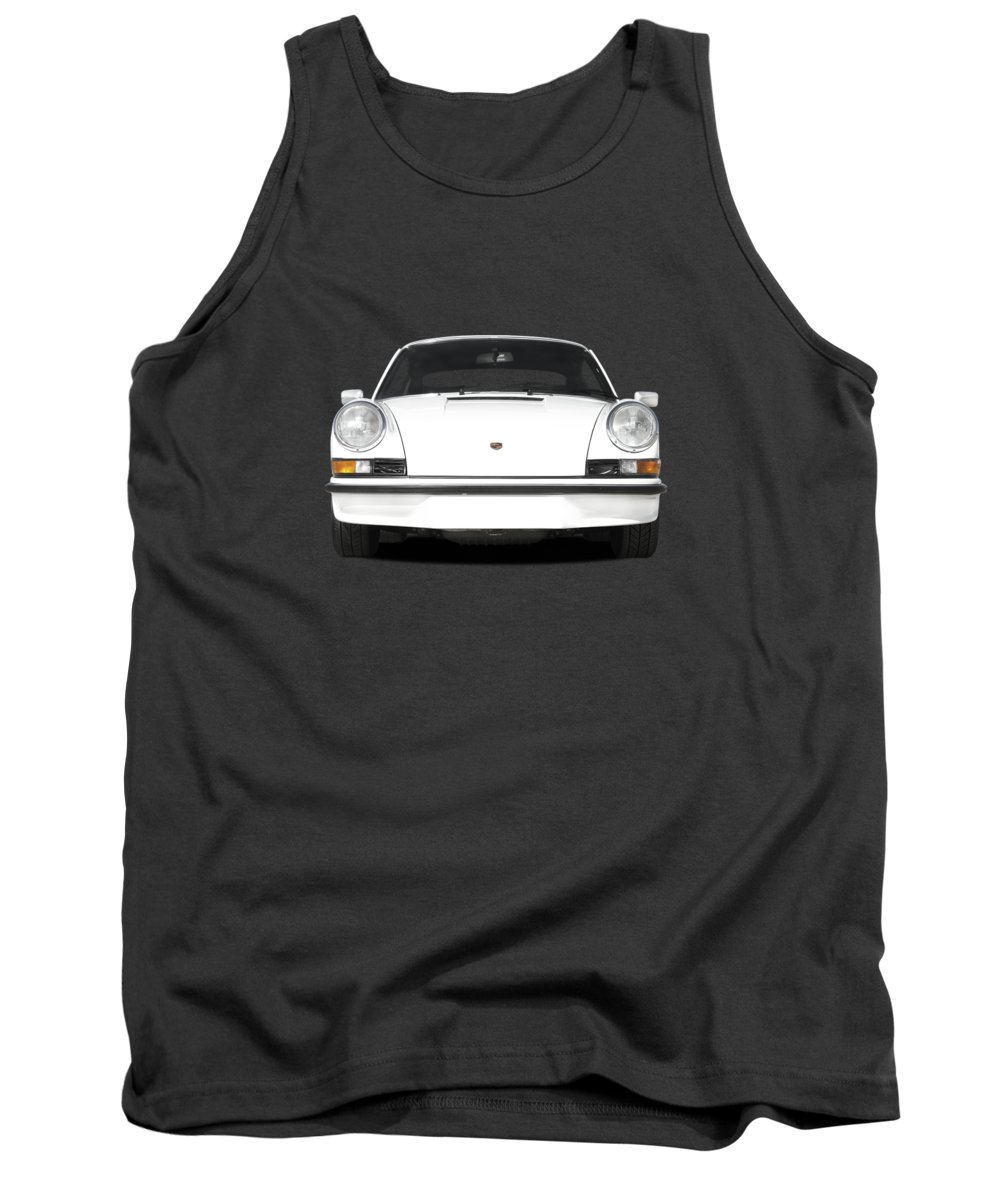 911 Rs Tank Top featuring the photograph The Porsche 911 Carrera by Mark Rogan