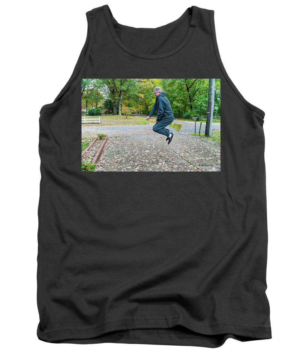 2d Tank Top featuring the photograph The Potter Effect by Brian Wallace