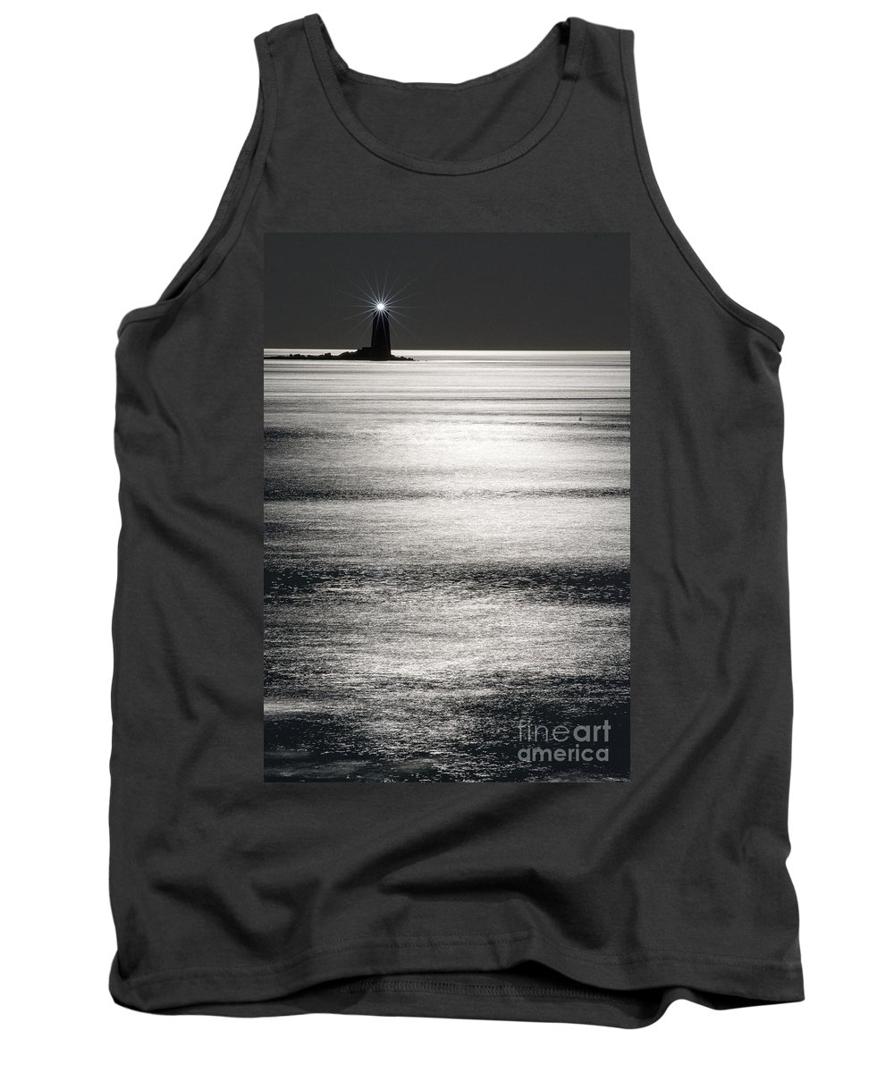 Portsmouth Tank Top featuring the photograph The Quieter You Become The More You Can Hear by Scott Thorp