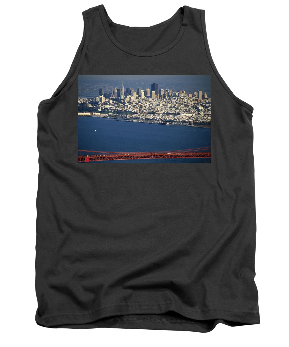 San Francisco Ca. Tank Top featuring the photograph The San Francisco Zoo by Soli Deo Gloria Wilderness And Wildlife Photography