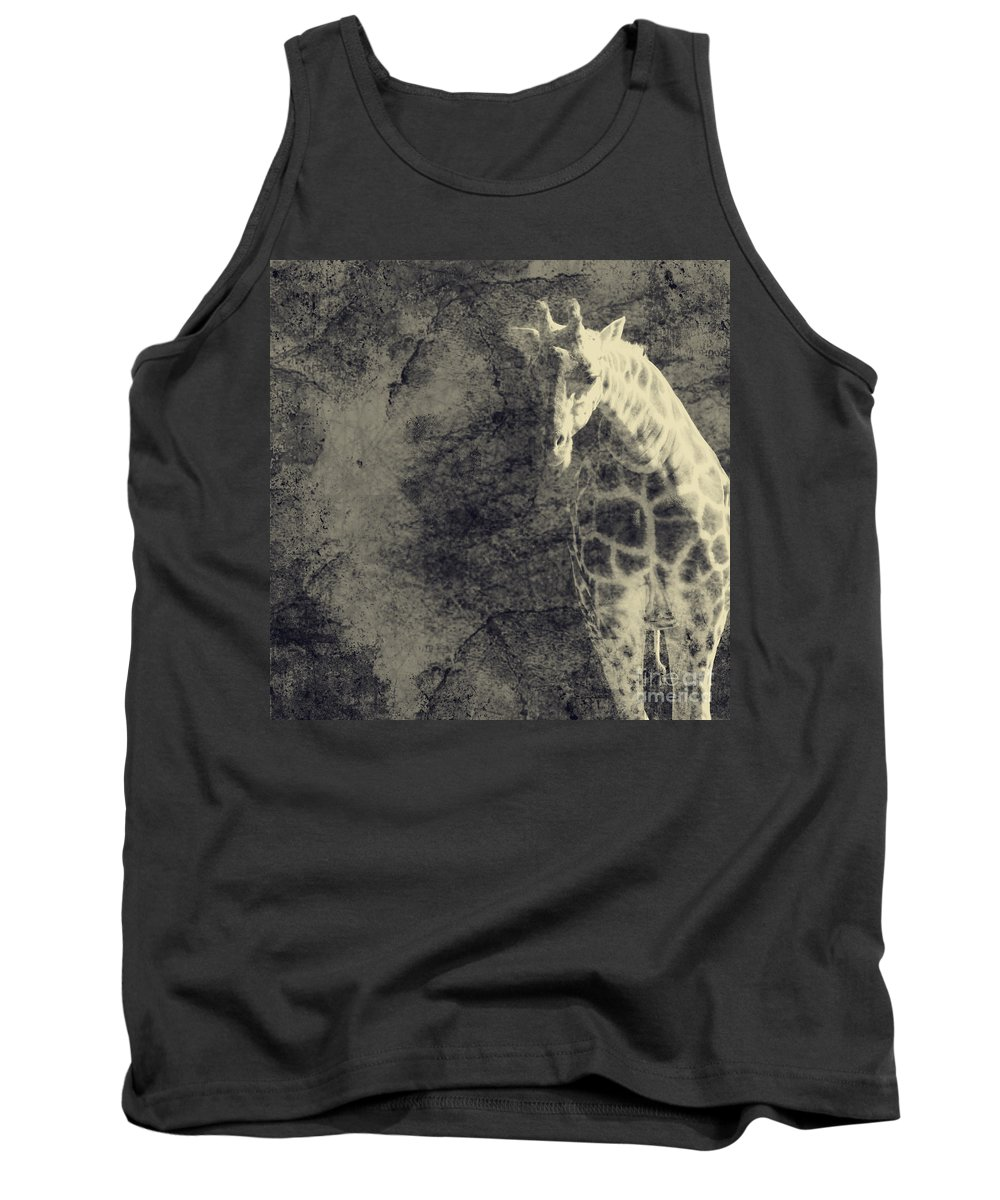 Dipasquale Tank Top featuring the photograph ...the Vast Expanses Of The Earth by Dana DiPasquale