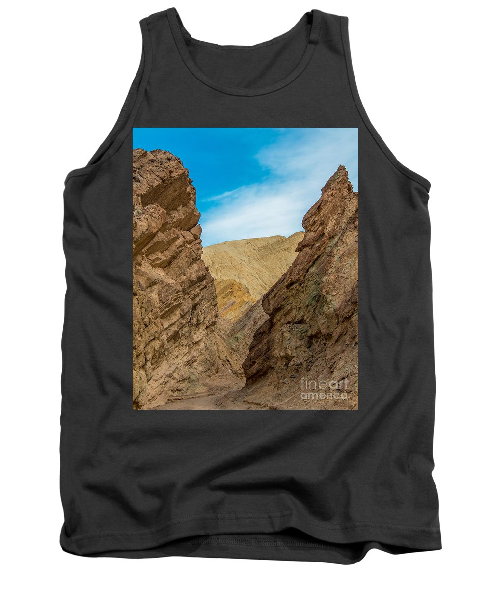 Walls Tank Top featuring the photograph The Walls by Stephen Whalen