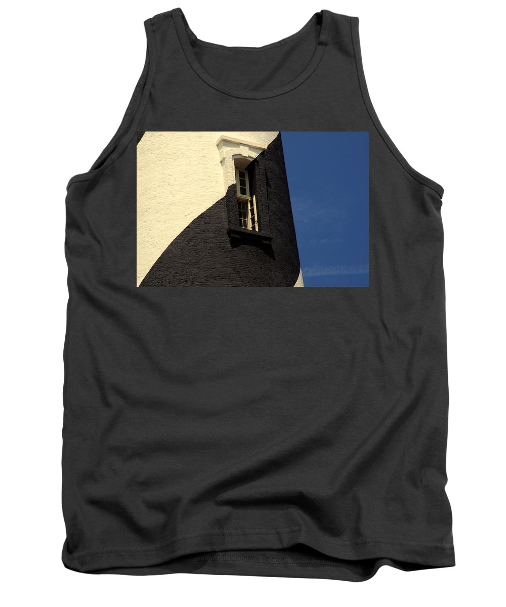 Window Tank Top featuring the photograph The Window by Susanne Van Hulst