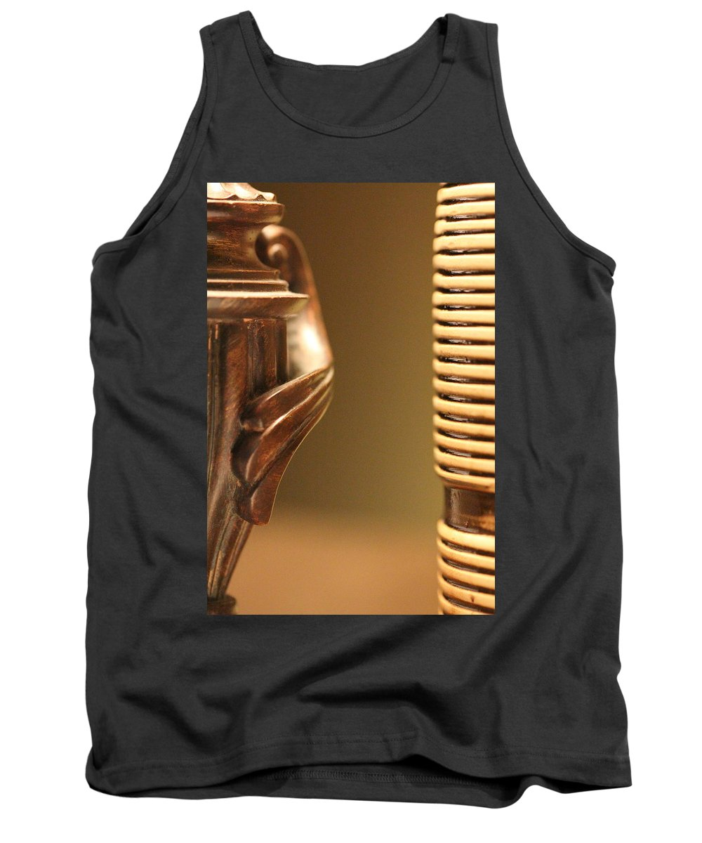 Touch Of Class Tank Top featuring the photograph Touch Of Class by Edward Smith