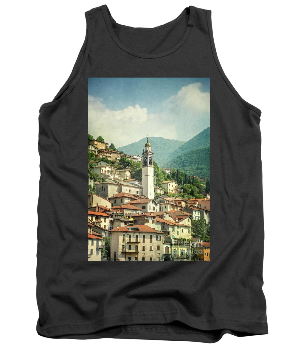 Kremsdorf Tank Top featuring the photograph Touching Heaven by Evelina Kremsdorf