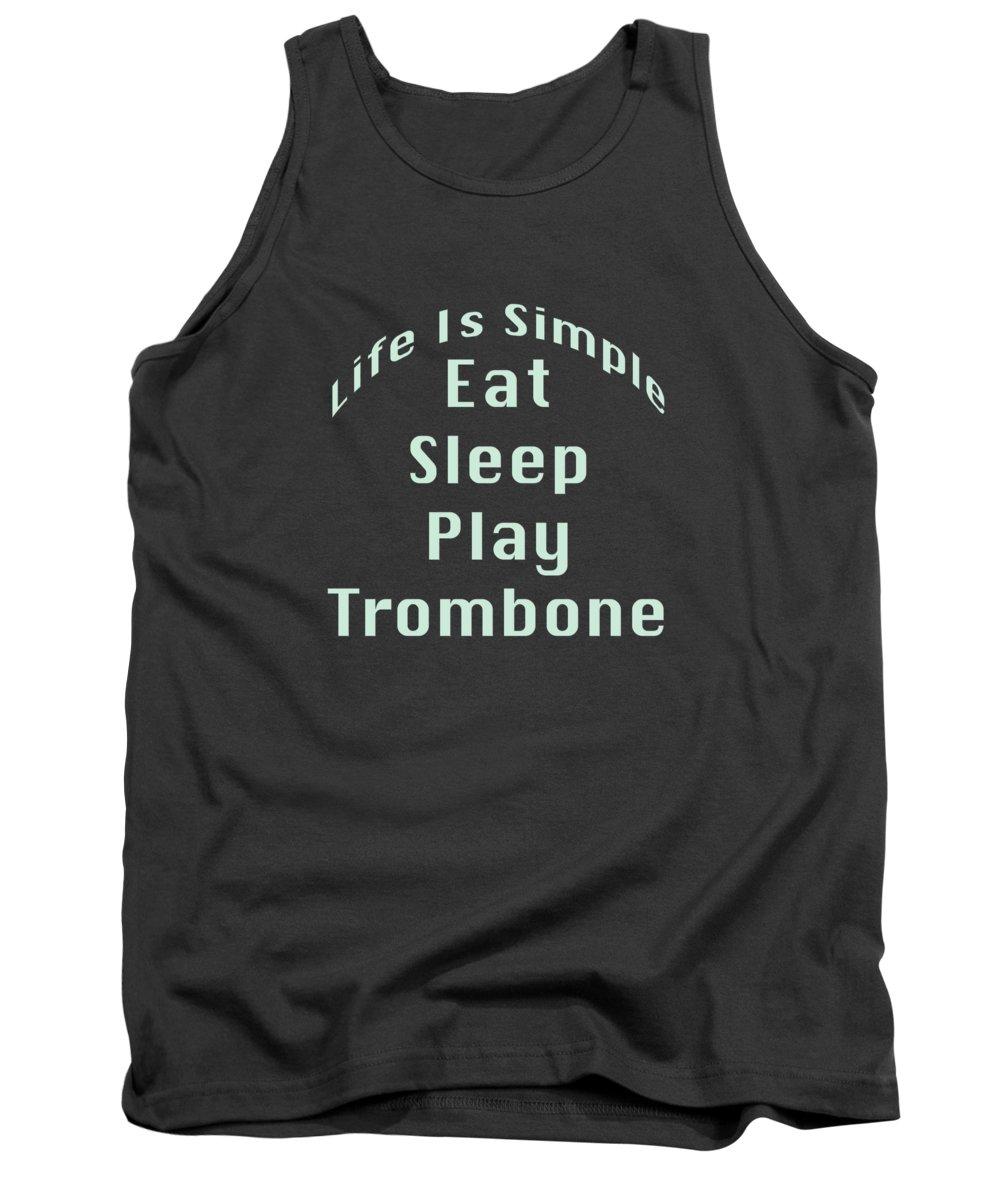 Trombone Tank Tops