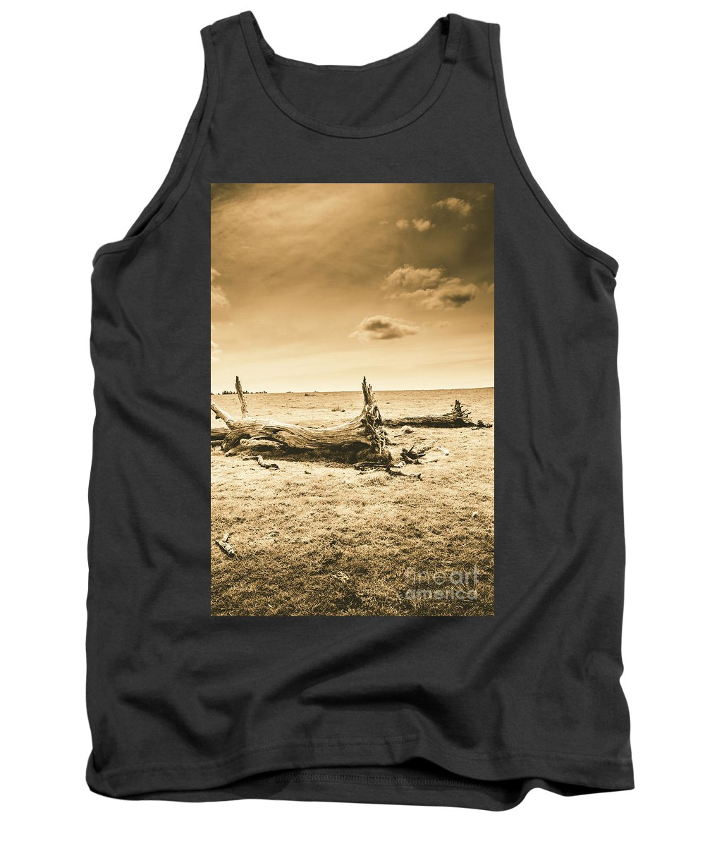 Nature Tank Top featuring the photograph Typical Tasmania by Jorgo Photography - Wall Art Gallery