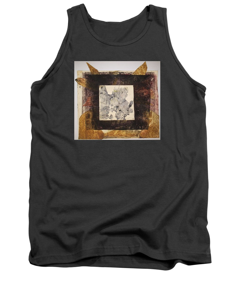 Dreams Images Tank Top featuring the mixed media Untitled 5 by William Douglas