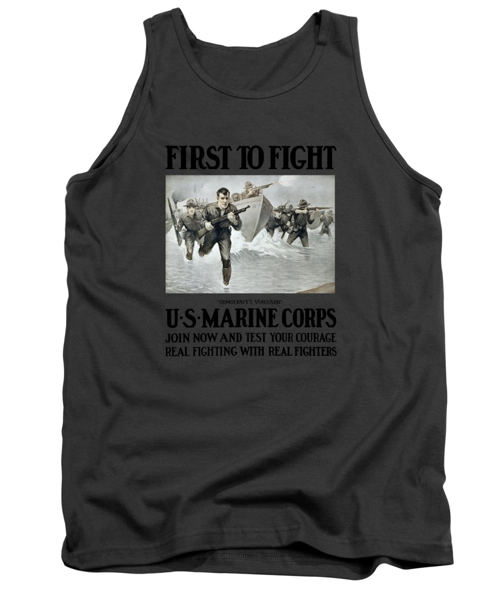 Combat Tank Tops