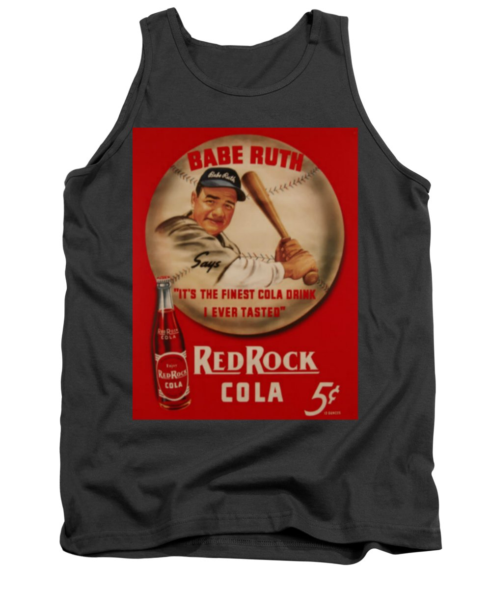 Babe Ruth Tank Tops
