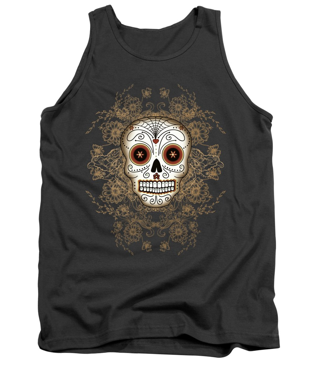 Spider Tank Tops
