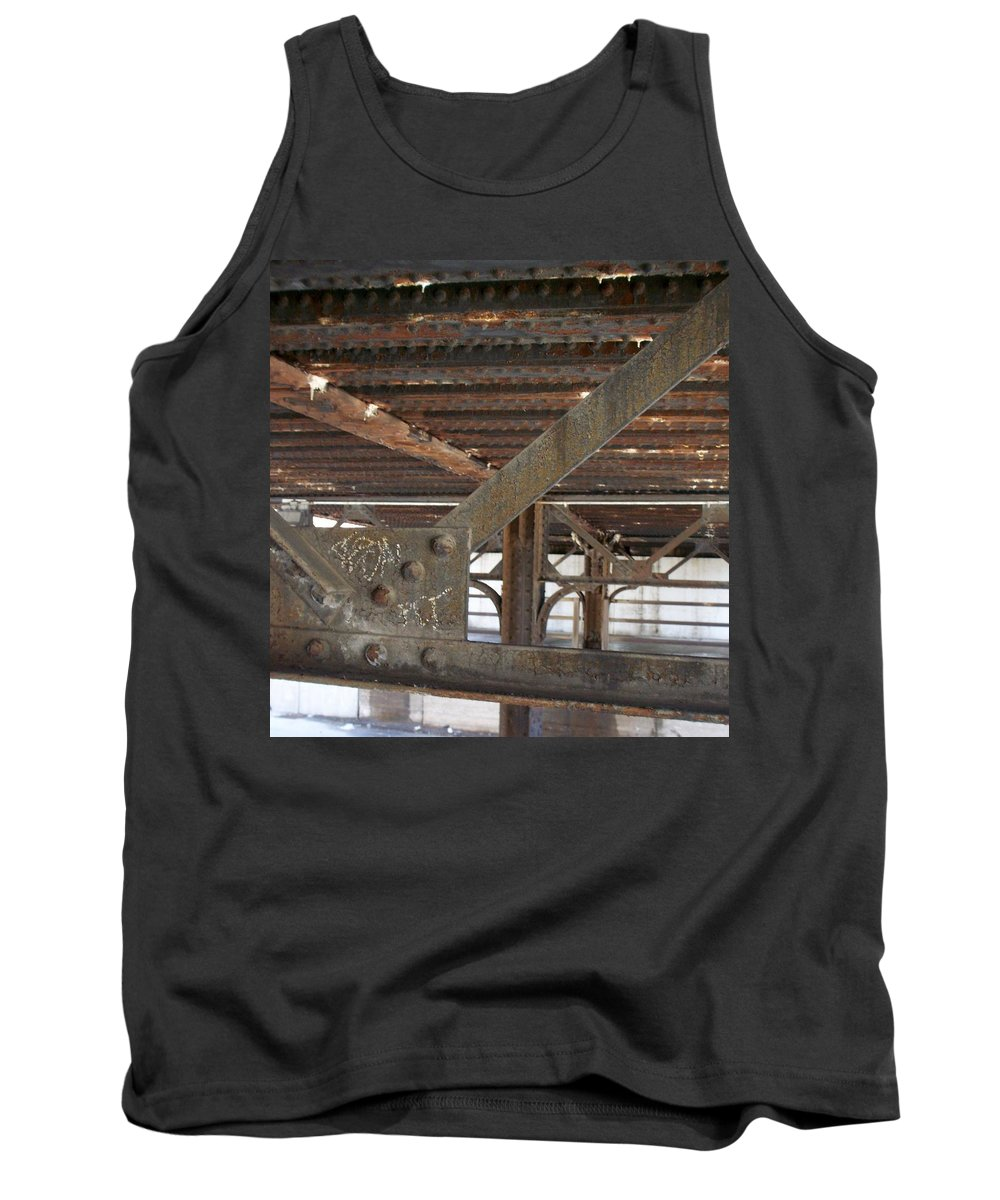 Walker's Point Tank Top featuring the photograph Walker's Point 6 by Anita Burgermeister