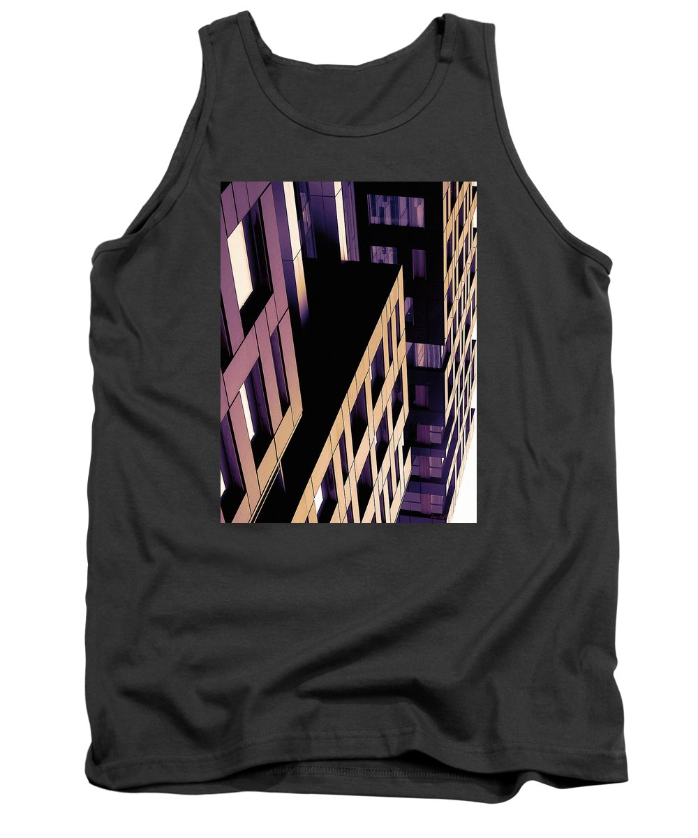 City Tank Top featuring the photograph War by Indrek Laanetu