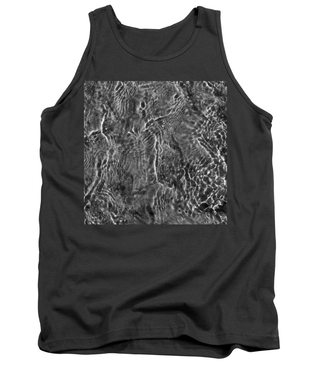 Sea Tank Top featuring the photograph Water by Charles Harden