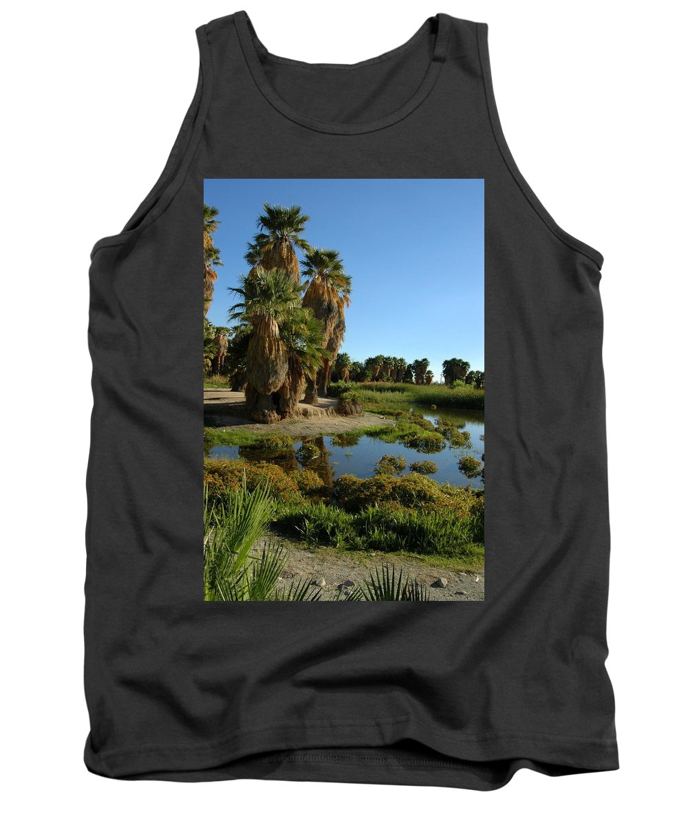 Agua Caliente Tank Top featuring the photograph Where The Wild Things Are by Teresa Stallings