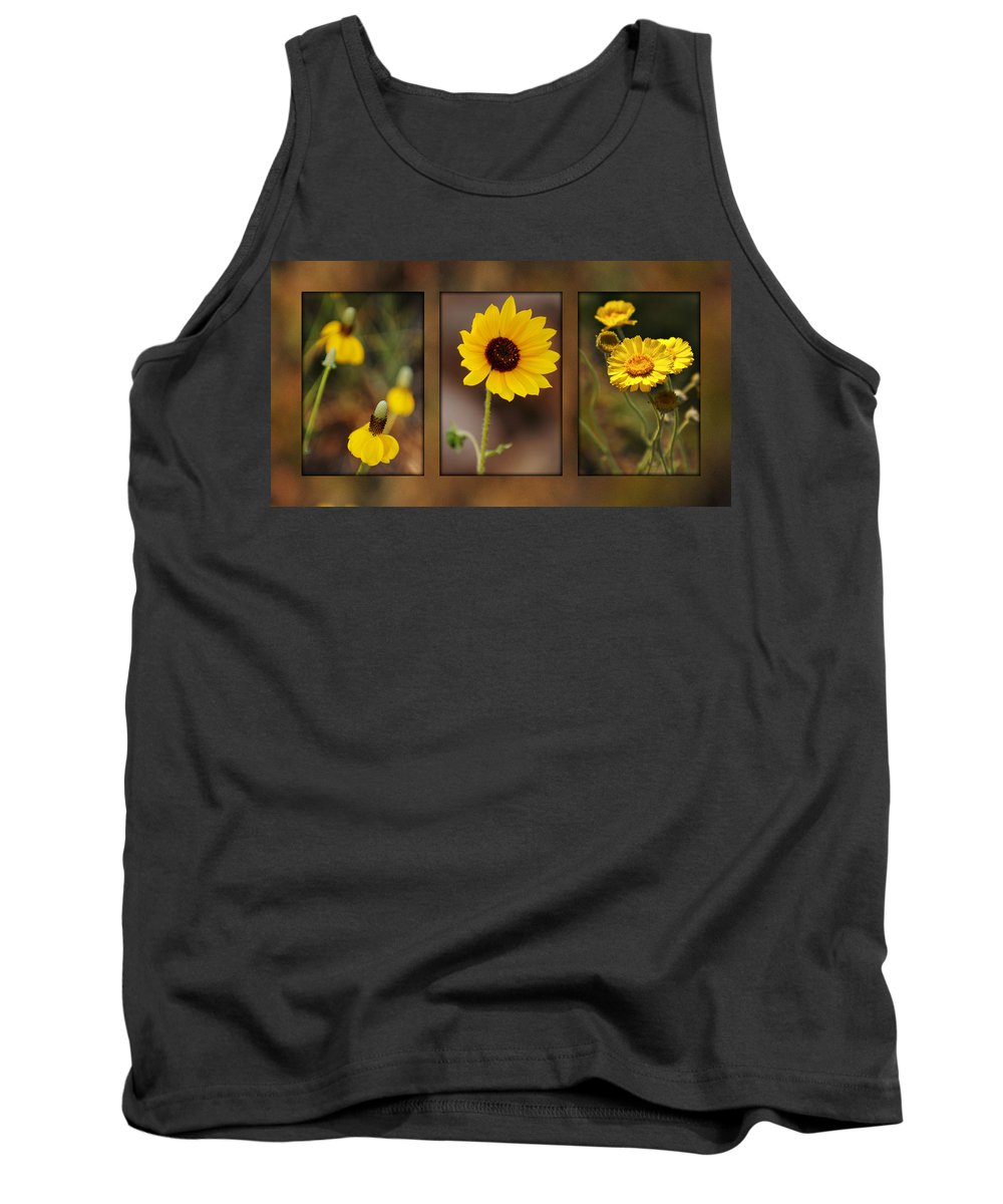Wildflower Tank Top featuring the photograph Wildflower 3 by Jill Reger