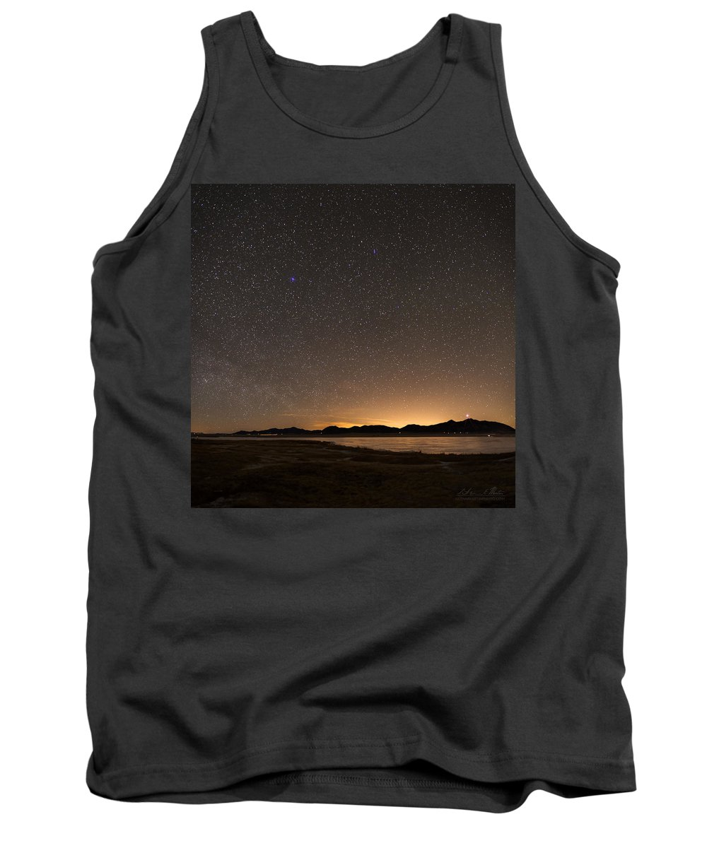 Star Tank Top featuring the photograph Wish Upon The Stars by Glenn Martin