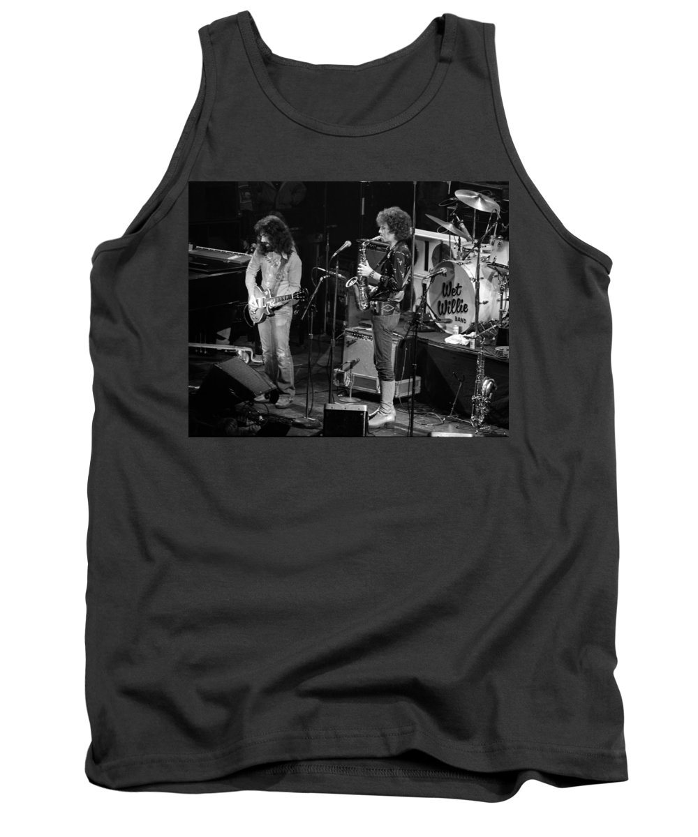Classic Rock Tank Top featuring the photograph Ww#5 Crop 2 by Ben Upham