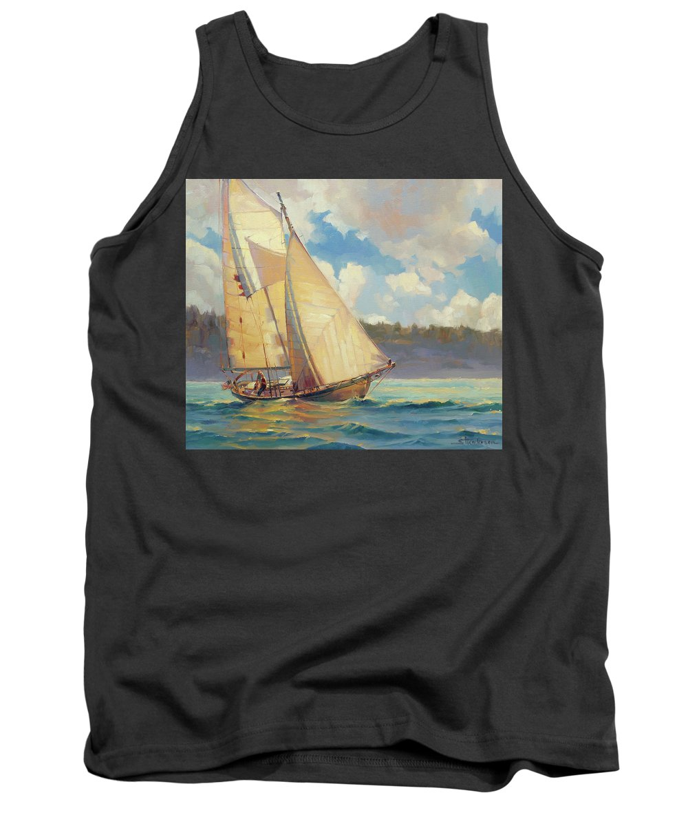 Port Townsend Paintings Tank Tops