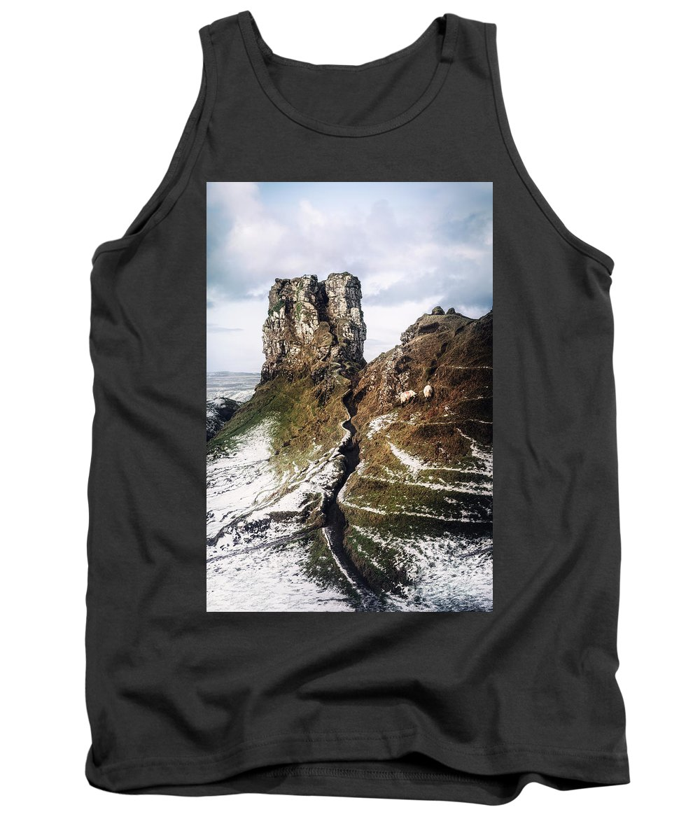 Kremsdorf Tank Top featuring the photograph Reach For Me by Evelina Kremsdorf