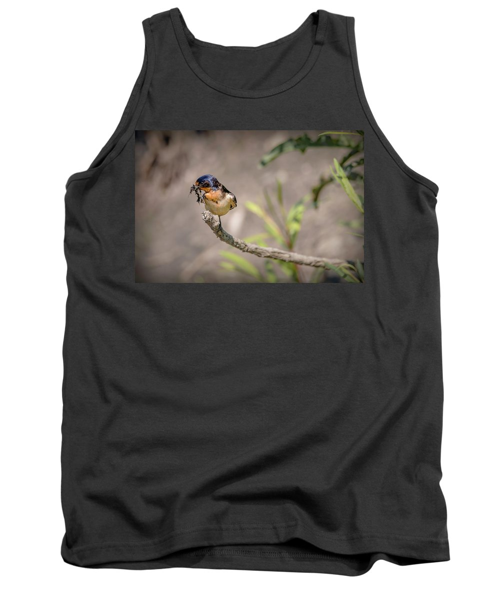 Bird Tank Top featuring the photograph 20-0616-0528 by Anthony Roma