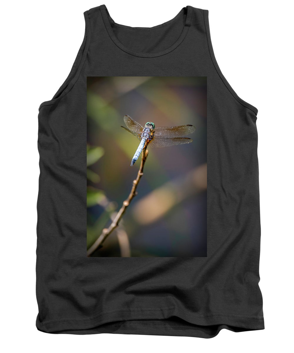 Insects Tank Top featuring the photograph 20-0616-0563 by Anthony Roma