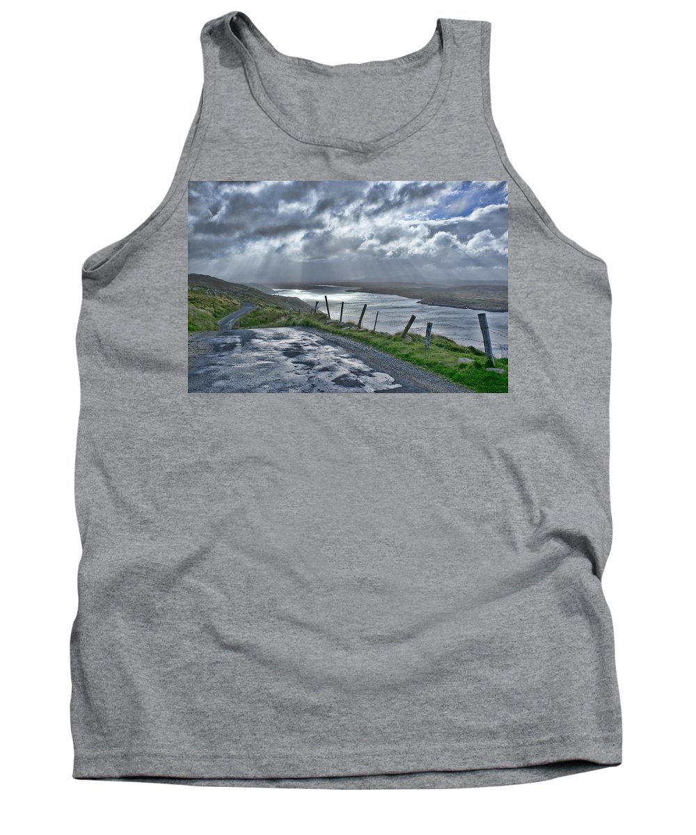 Rain Tank Top featuring the photograph After The Rain by Hugh Smith