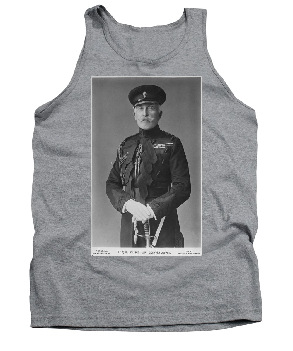 1910 Tank Top featuring the photograph Arthur, Duke Of Connaught (1850-1942) by Granger