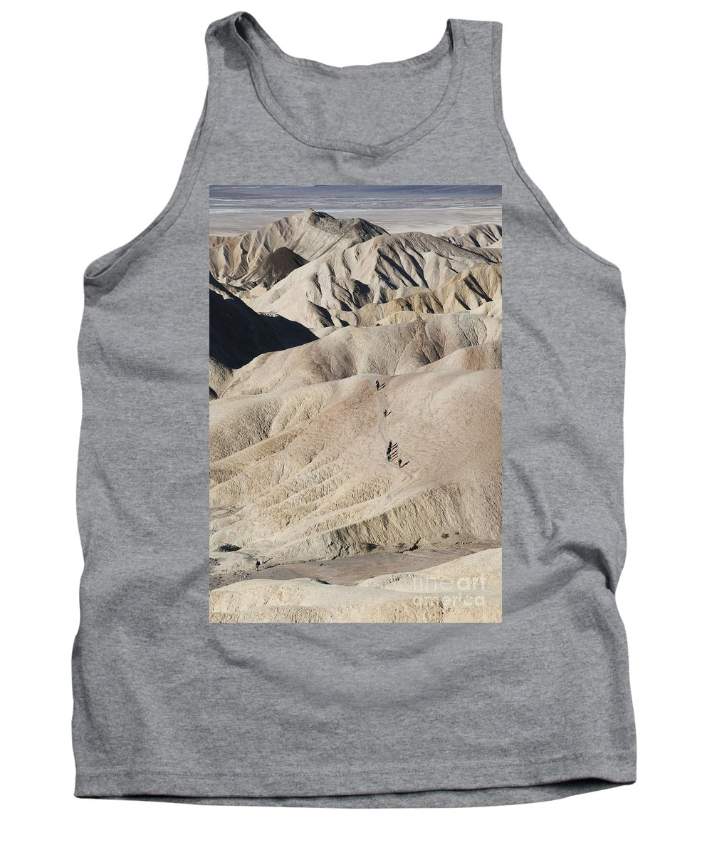America Tank Top featuring the photograph Badlands by Juli Scalzi