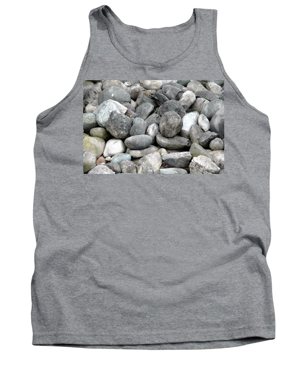 Landscape Tank Top featuring the photograph Stonescape by Scott Angus