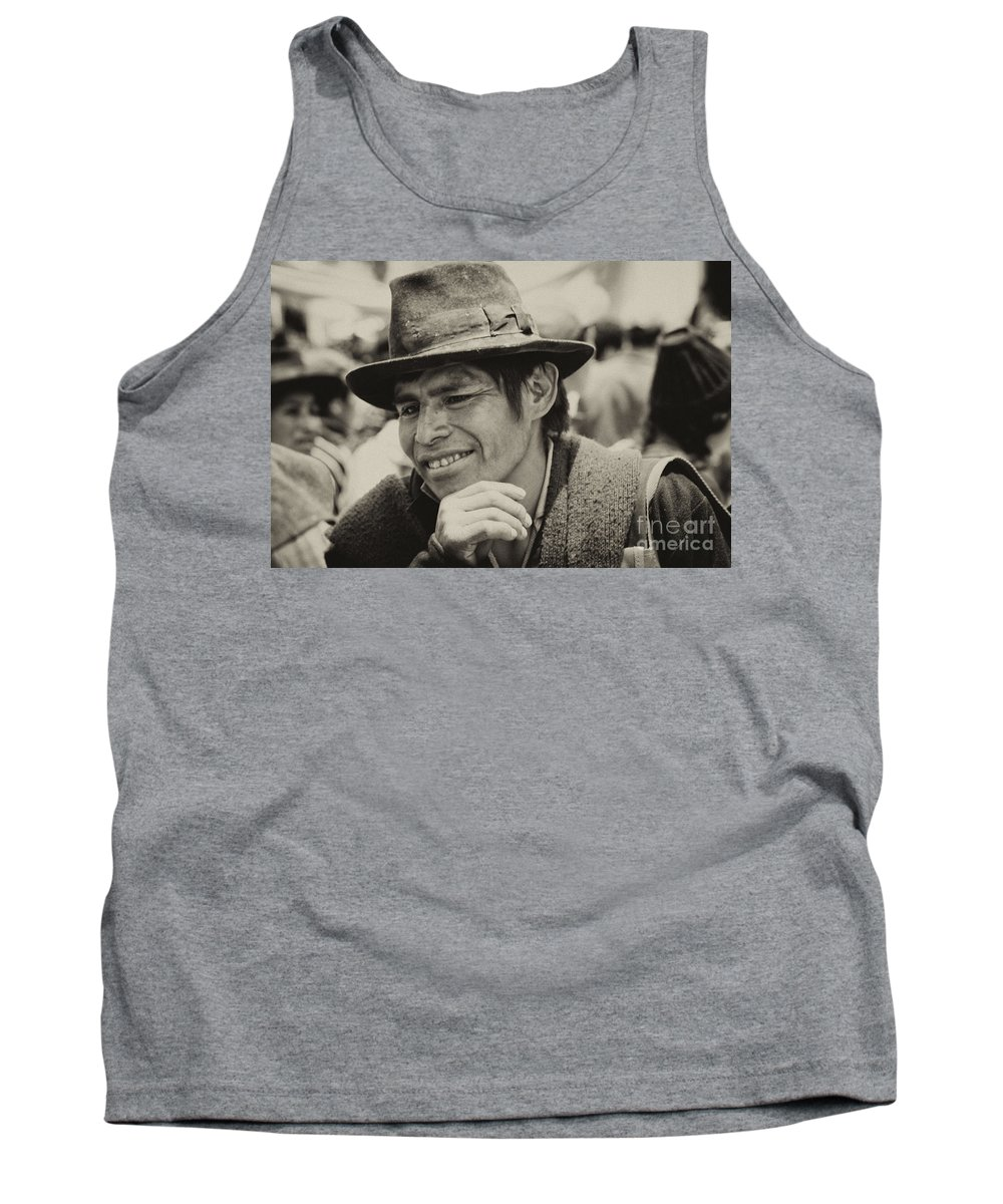 Tank Top featuring the photograph Sunday Afternoon 6 by Karla Weber