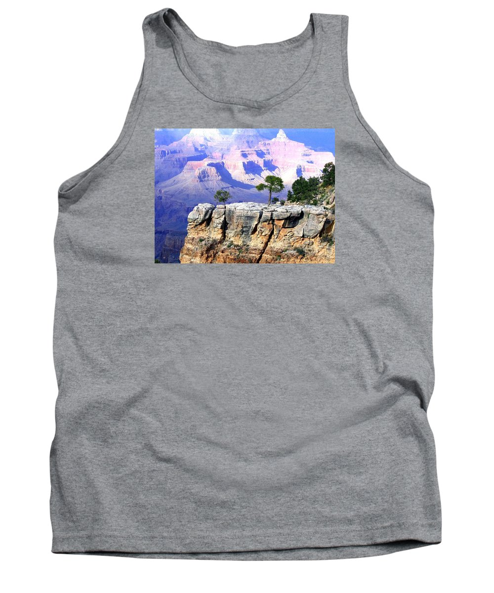 #grandcanyon1vista Tank Top featuring the photograph Grand Canyon 1 by Will Borden