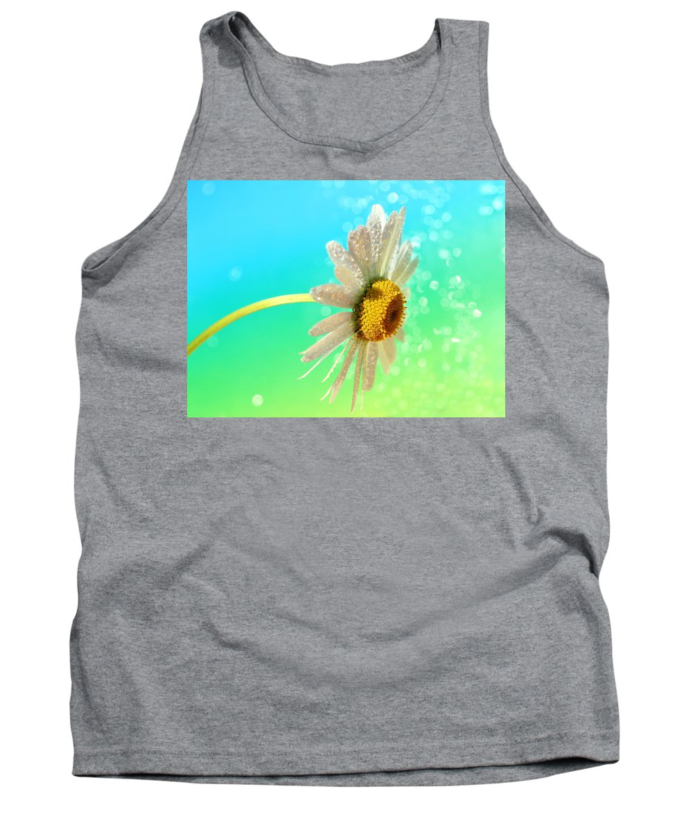 Flower Tank Top featuring the photograph Still Life by Heike Hultsch
