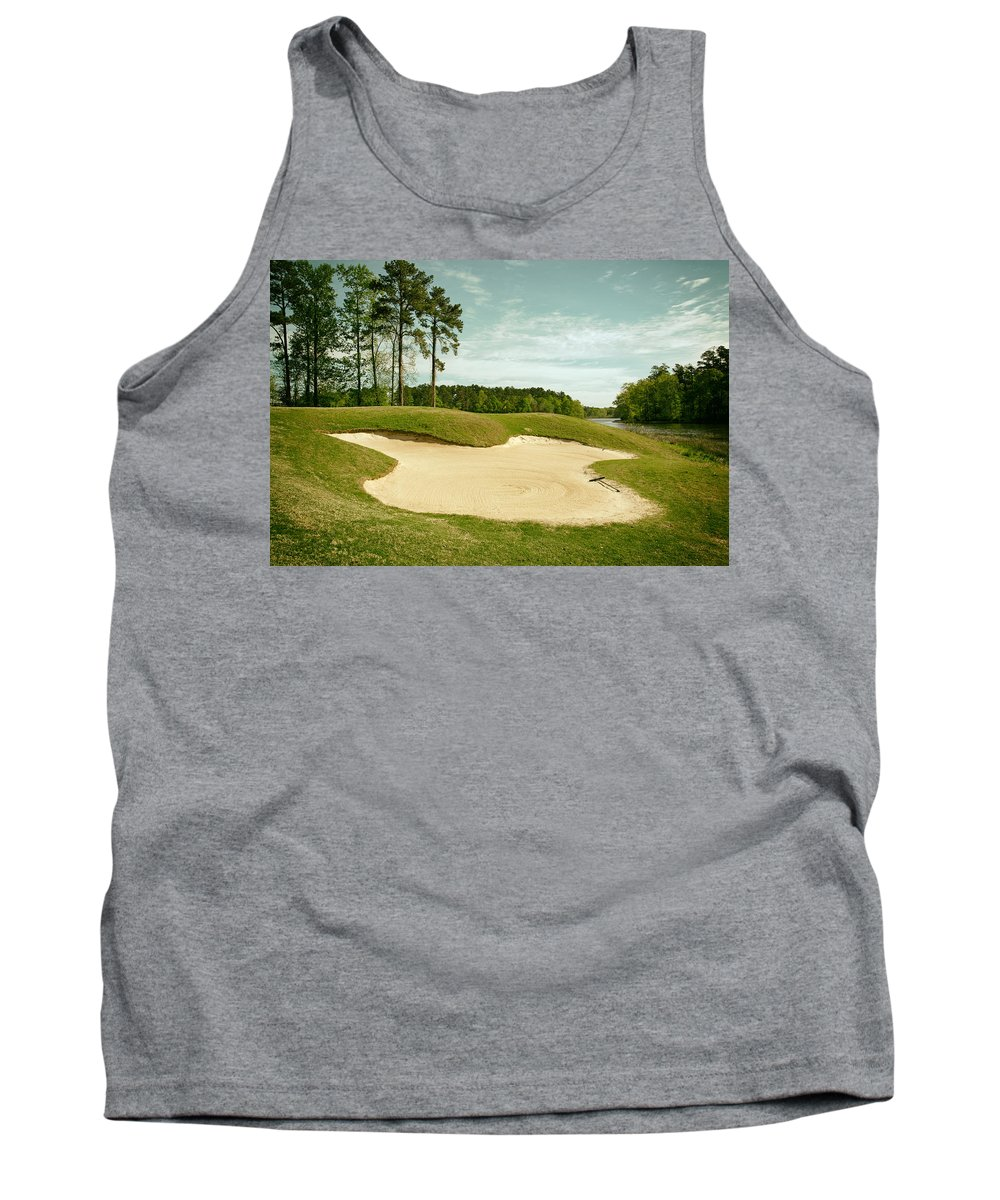 Opelika Tank Top featuring the photograph Grand National Golf Course - Opelika Alabama by Mountain Dreams