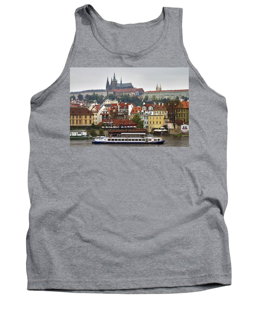 Prague Tank Top featuring the photograph Prague by Chris Smith