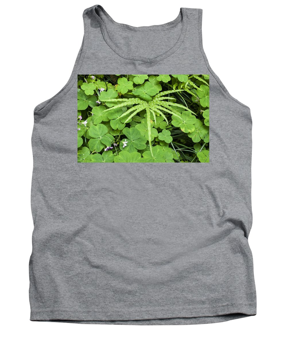 Asia Tank Top featuring the photograph 4983 by David Lange