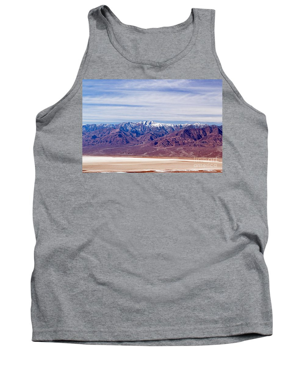 California Tank Top featuring the photograph Natural Bridge Canyon Death Valley National Park by Fred Stearns