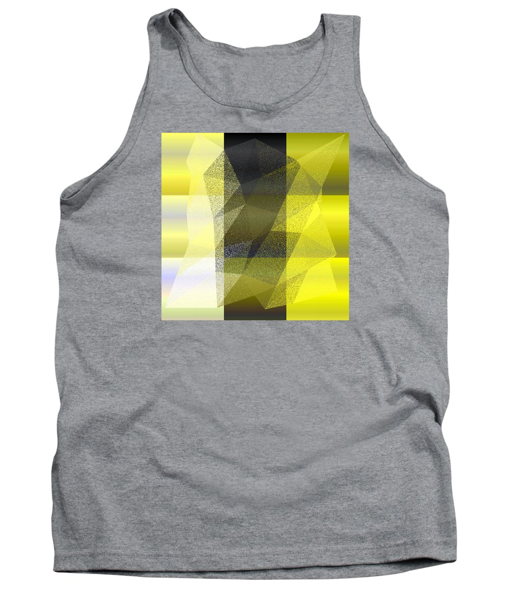 5120 Tank Top featuring the digital art 5120.6.10 by Gareth Lewis