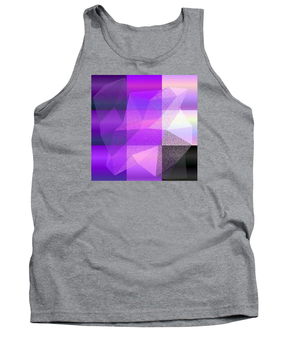 5120 Tank Top featuring the digital art 5120.6.45 by Gareth Lewis