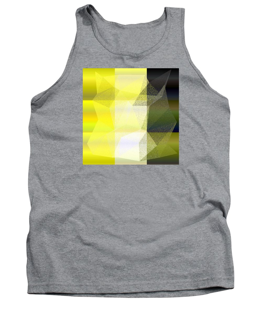5120 Tank Top featuring the digital art 5120.6.9 by Gareth Lewis