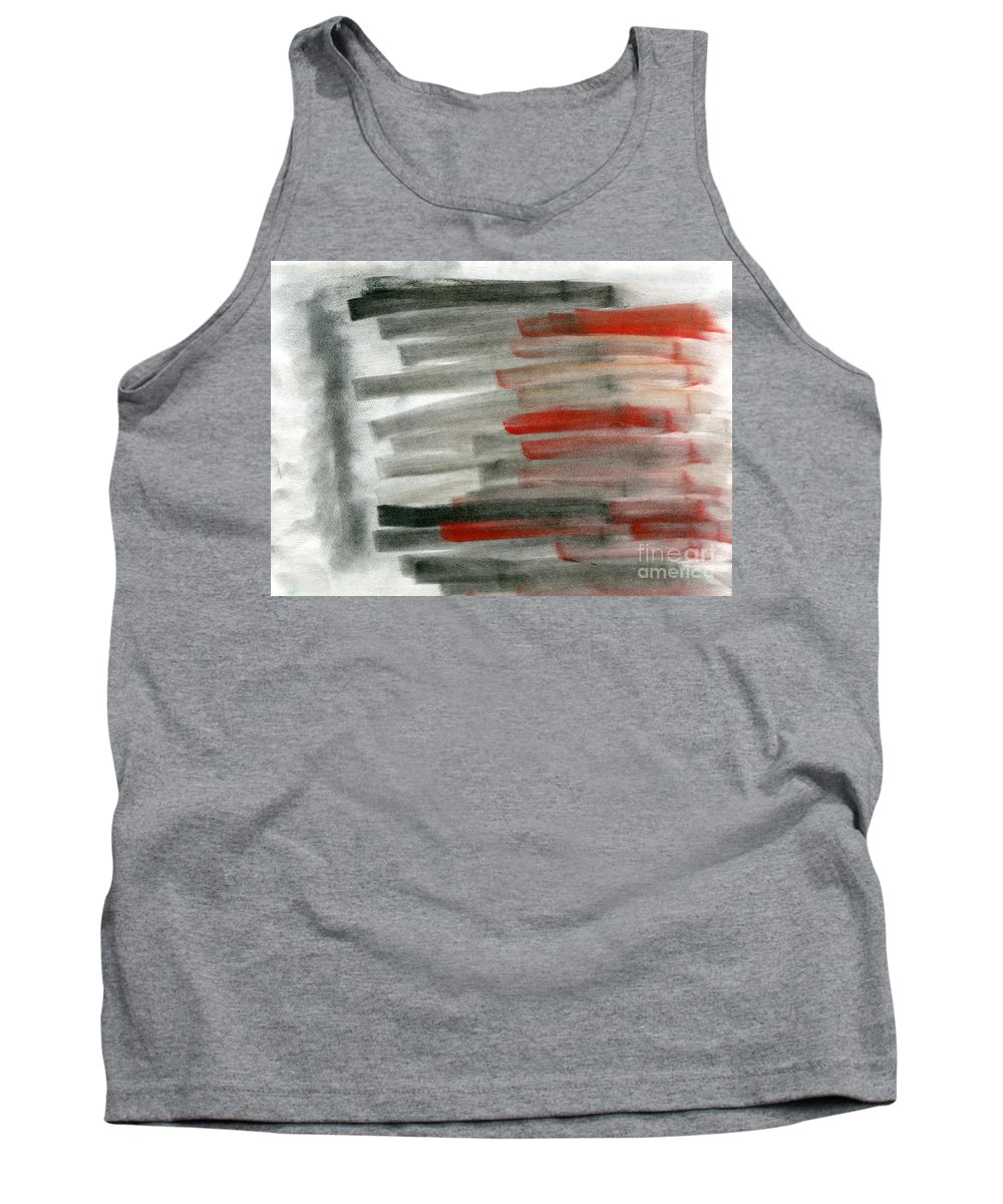 Tank Top featuring the pastel Untitled by Taylor Webb