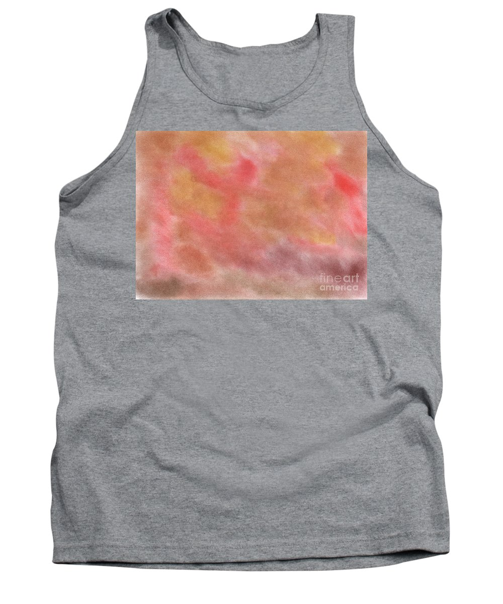 Tank Top featuring the drawing Untitled by Taylor Webb