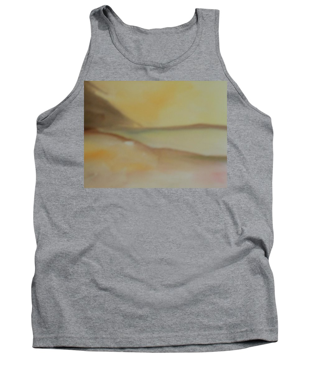 Water Tank Top featuring the painting Landscape by Lord Frederick Lyle Morris