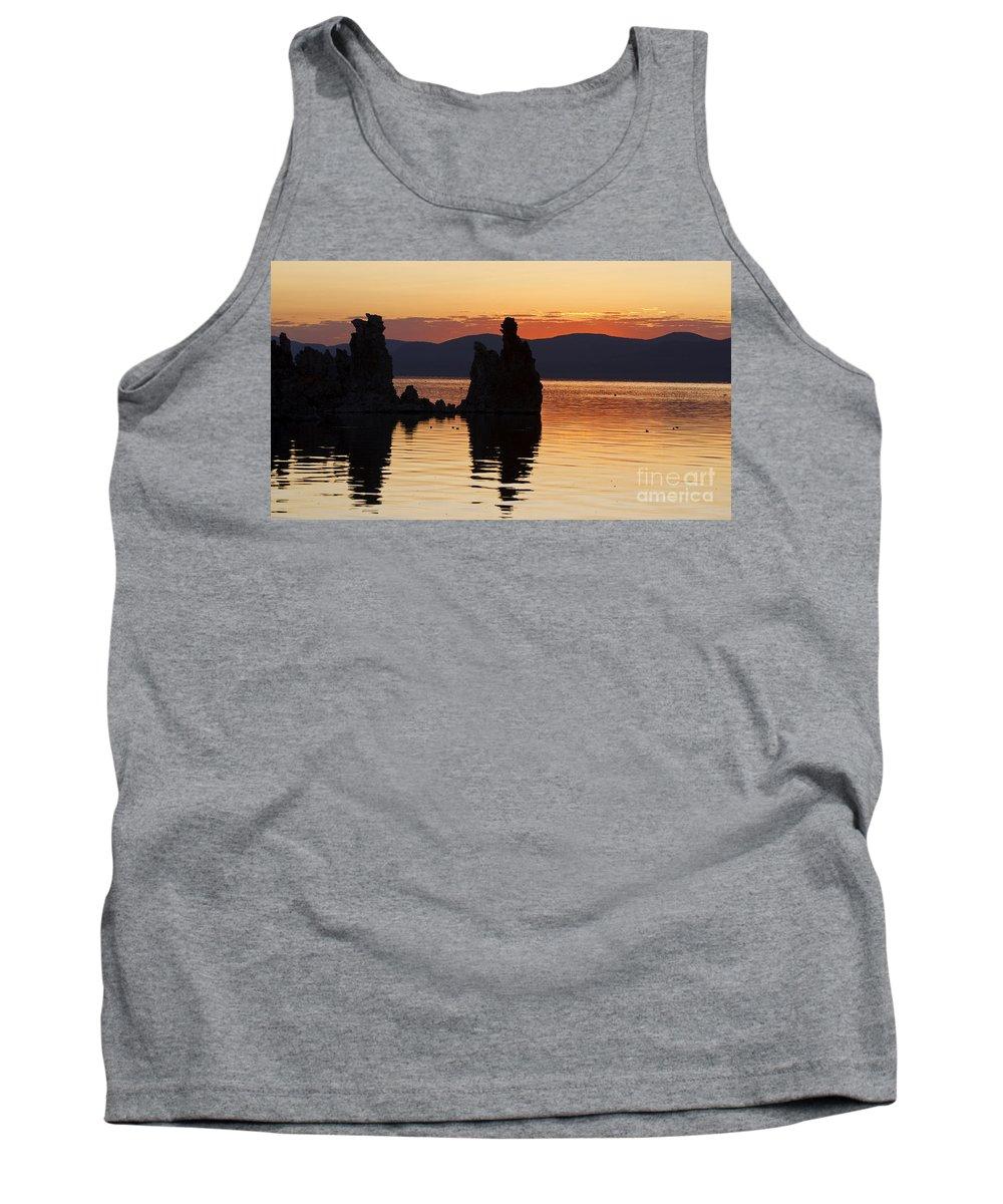 Mono Lake Tank Top featuring the photograph Mono Lake California by Jason O Watson