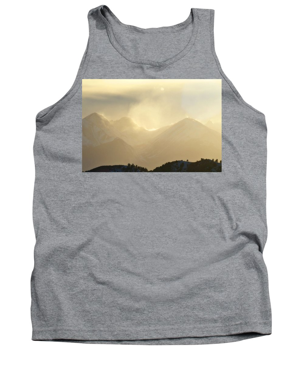 Colorado Photographs Tank Top featuring the photograph After The Storm by Gary Benson