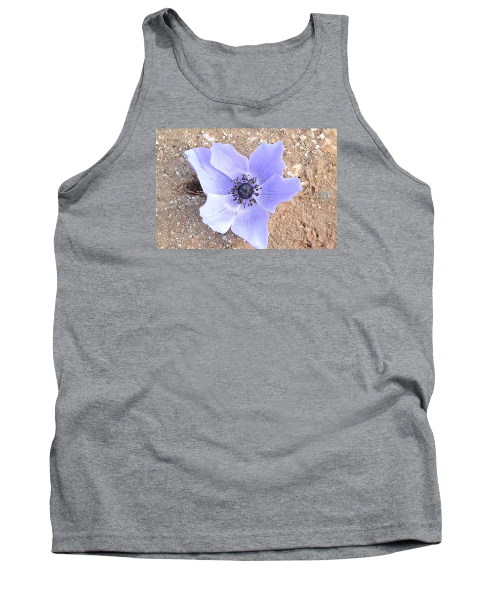 Anemone Tank Top featuring the photograph Anemone by FL collection